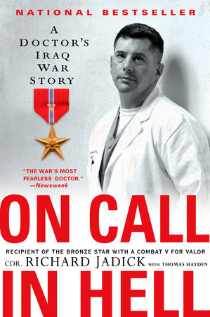On Call In Hell by Cdr. Richard Jadick and Thomas Hayden