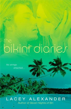 The Bikini Diaries Book Cover Picture