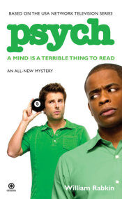 Psych: A Mind is a Terrible Thing to Read