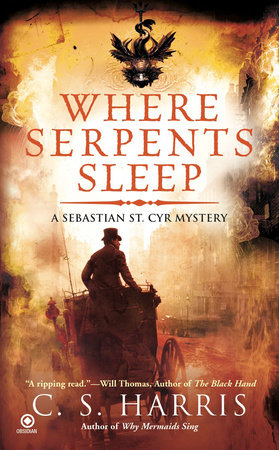 Where Serpents Sleep by C. S. Harris