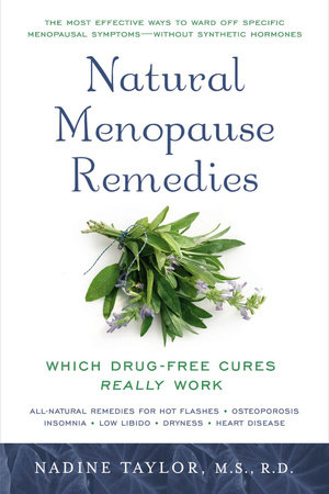 Natural Menopause Remedies by Nadine Taylor