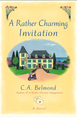 A Rather Charming Invitation by C.A. Belmond
