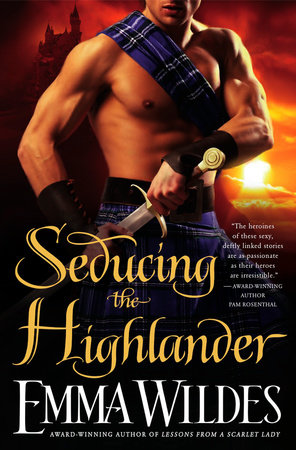 Seducing the Highlander by Emma Wildes