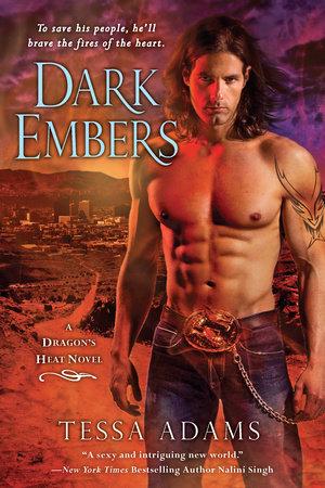 Dark Embers by Tessa Adams