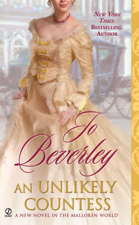 AN Unlikely Countess by Jo Beverley