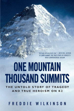 One Mountain Thousand Summits by Freddie Wilkinson