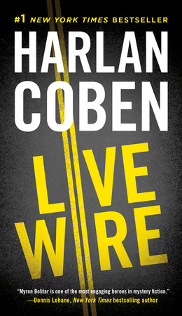 EXP Live Wire by Harlan Coben
