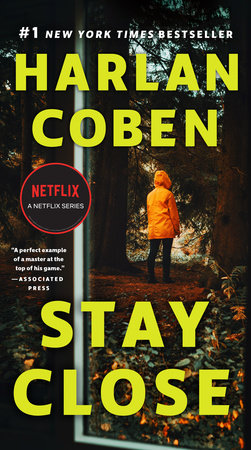 EXP Stay Close by Harlan Coben
