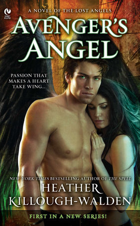 Avenger's Angel by Heather Killough-Walden