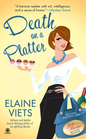 Death on a Platter by Elaine Viets