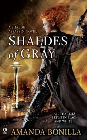Shaedes of Gray