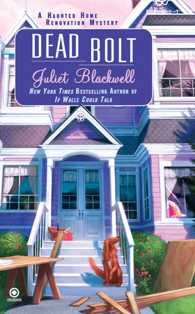 Dead Bolt by Juliet Blackwell