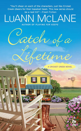 Catch of a Lifetime by LuAnn McLane