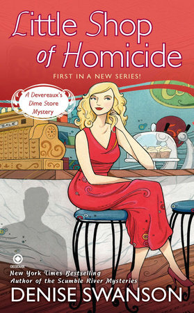 Little Shop of Homicide by Denise Swanson