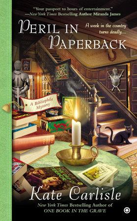 Peril in Paperback by Kate Carlisle