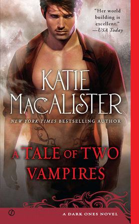 A Tale of Two Vampires by Katie Macalister