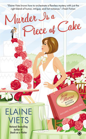 Murder is a Piece of Cake by Elaine Viets