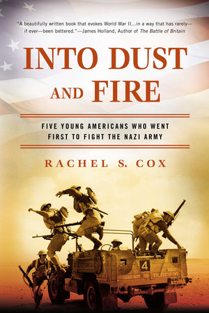Into Dust and Fire by Rachel S. Cox
