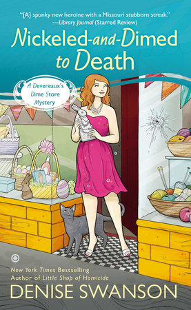 Nickeled-and-Dimed to Death by Denise Swanson