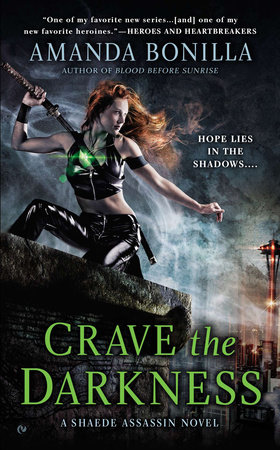 Crave the Darkness by Amanda Bonilla