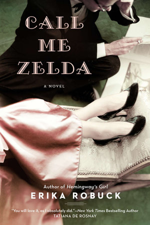 Call Me Zelda Book Cover Picture