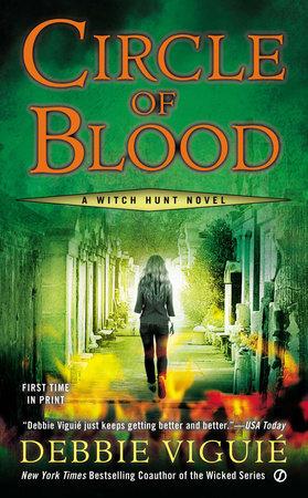 Circle of Blood by Debbie Viguie