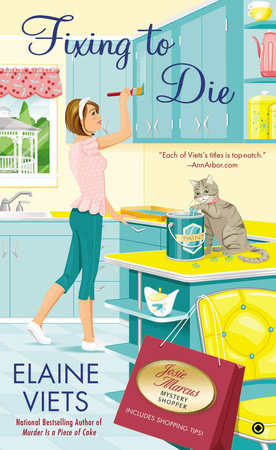 Fixing to Die by Elaine Viets