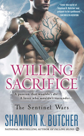 Willing Sacrifice by Shannon K. Butcher