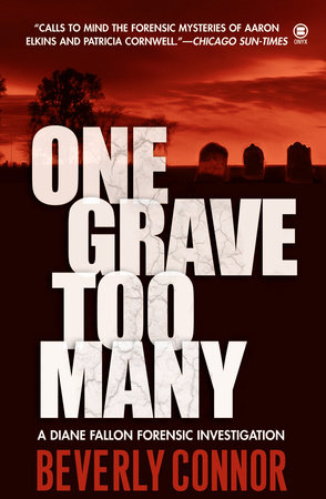 One Grave Too Many by Beverly Connor