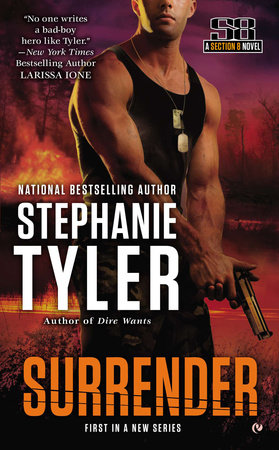 Surrender by Stephanie Tyler