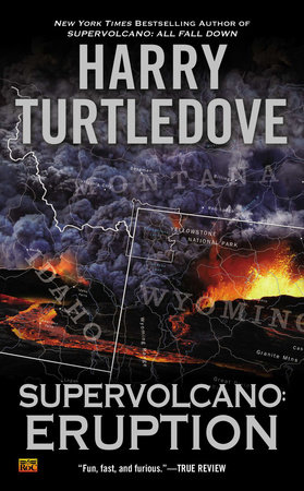 Supervolcano: Eruption by Harry Turtledove