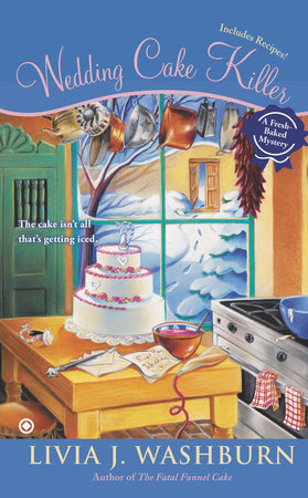 Wedding Cake Killer by Livia J. Washburn