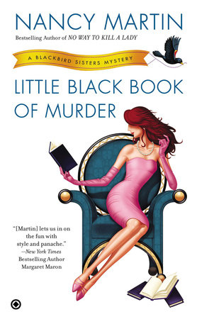 Little Black Book of Murder by Nancy Martin