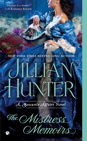 The Mistress Memoirs by Jillian Hunter