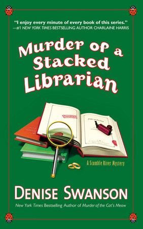 Murder of a Stacked Librarian by Denise Swanson