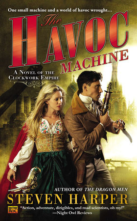 The Havoc Machine by Steven Harper