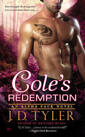 Cole's Redemption by J.D. Tyler