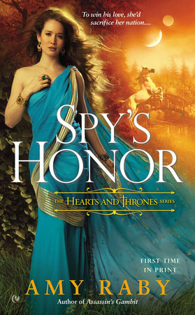 Spy's Honor by Amy Raby