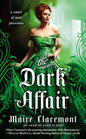 The Dark Affair by Máire Claremont