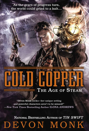 Cold Copper by Devon Monk