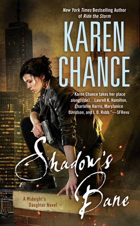 The cover of the book Shadow's Bane