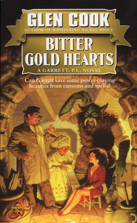 Bitter Gold Hearts