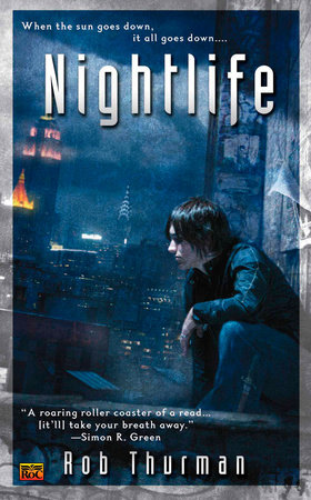 The cover of the book Nightlife