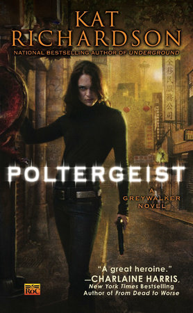 Poltergeist by Kat Richardson