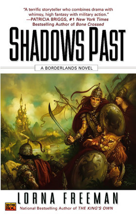 Shadows Past by Lorna Freeman