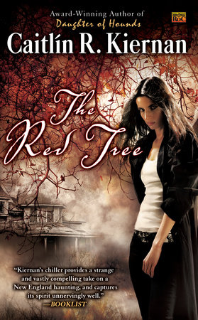 The cover of the book The Red Tree