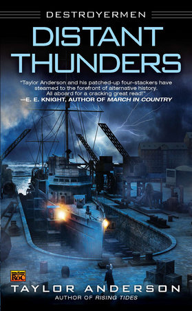 Distant Thunders by Taylor Anderson