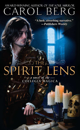 The cover of the book The Spirit Lens
