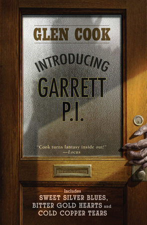 Introducing Garrett, P.I.