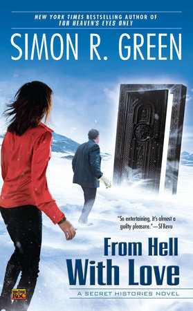 From Hell With Love by Simon R. Green